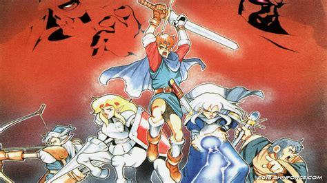 Shining Force  Wallpaper  Segashin Force > Elite