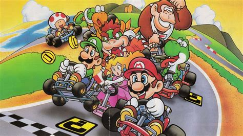 History Of Awesome Mario Kart Ign Video
