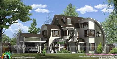 Kerala Home Design And Floor Ideas With Stunning House