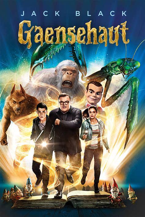 Goosebumps (2015) • Moviesfilmcinecom