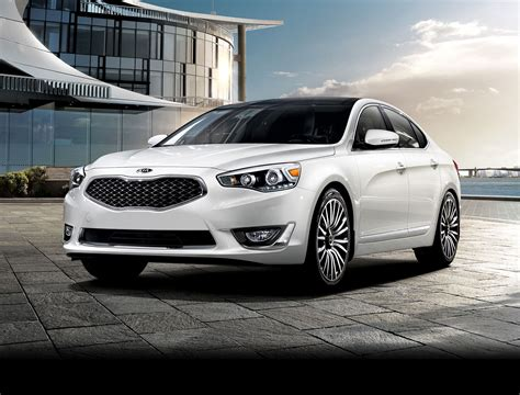 2018 Kia Cadenza Review And Price The News Articles