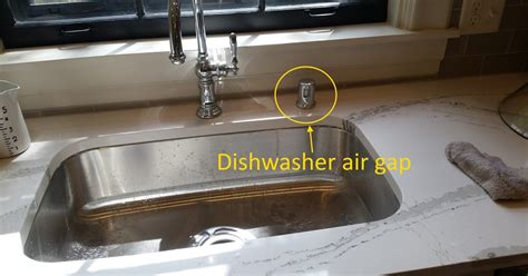 kitchen sink air gap tywkiwdbi quot wiki widbee quot quot dishwasher air gap quot explained 5618