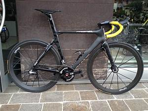 "GIANT Propel ""Black and Yellow"" - Record Bike Malo - Vicenza"