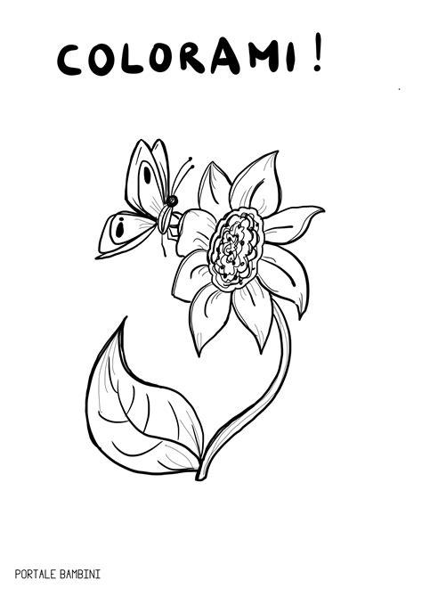 disegni di bambini abusati fiori da colorare e disegnare per grandi e bambini