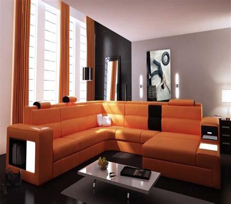 casa divani dreamfurniture divani casa polaris contemporary