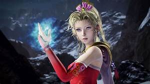 New Dissidia Final Fantasy Gameplay Trailer Shows Terra