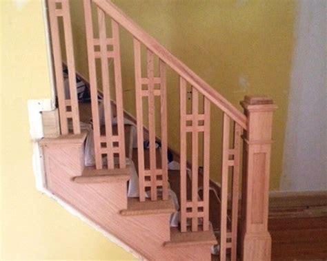 stairs railings morse lumber