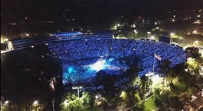 Concert Bowl Rose Stadium Bts Filmed Flycam