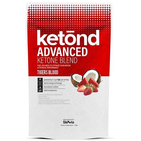 buy ketond advanced ketone supplement  grams special