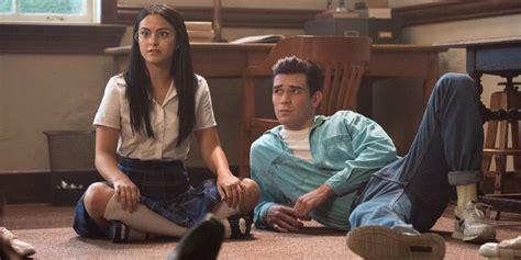 riverdale cast playing  parents
