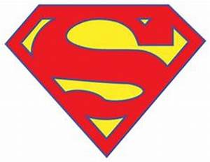 superman logo vetor clip art projects pinterest clip With superman logo template for cake