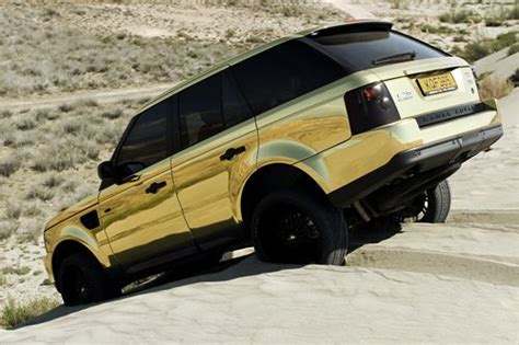 black and gold range rover fuckyeahthebetterlife i couldn t find a proper caption