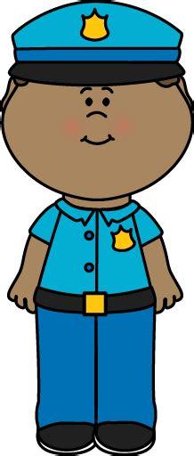 Boy Police Officer Clip Art - Boy Police Officer Image
