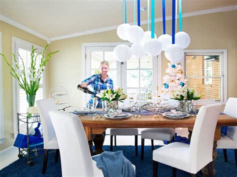 haute hanukkah decorating ideas hgtv design ideas
