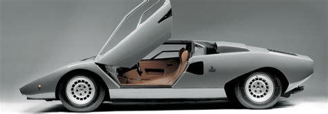 Cars With Scissor Doors : Which Lamborghini Models Have Had Scissor Doors?