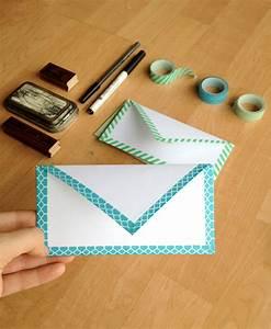 DIY Envelopes | Fun Family Crafts