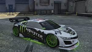GTA 5 Monster Energy Jester Texture Mod - GTAinside.com