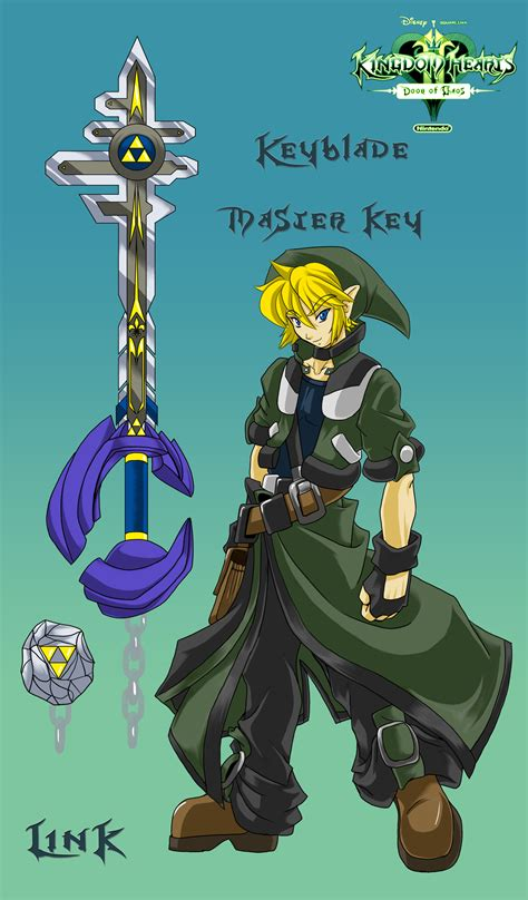 Khdoc Link Keyblade By Mauroz On Deviantart