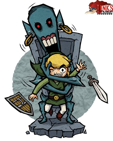 Redead From The Legend Of Zelda Wind Waker