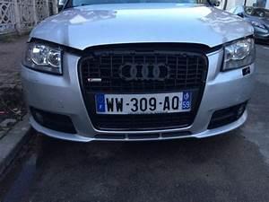Audi A3 Phase 2 : pare choc facelift ou pas esth tique ext rieure ~ Medecine-chirurgie-esthetiques.com Avis de Voitures