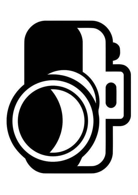 Kleurplaat Fotocamera by Kleurplaat Fototoestel Afb 19430 Images