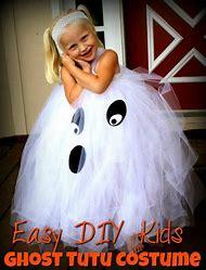 Halloween DIY Ghost Costume