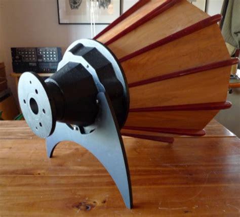 ah   acoustic horn   bill woods conical wooden horn   honkey shout