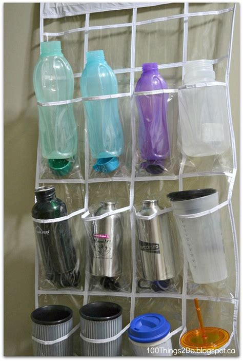 kitchen storage bottles 17 best images about storage space ideas for water bottles 3124