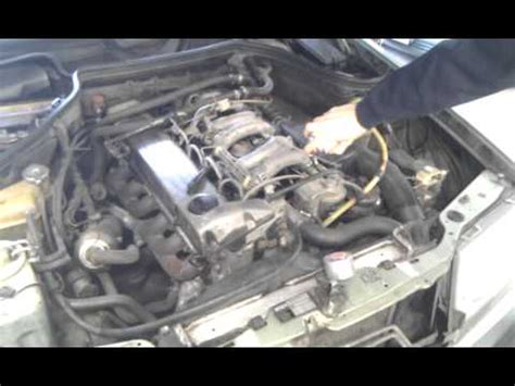 om603 mercedes w124 300d engine must be scrapped youtube