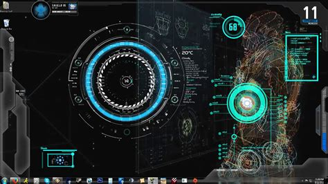 Jarvis Animated Wallpaper - iron jarvis animated wallpaper wallpapersafari