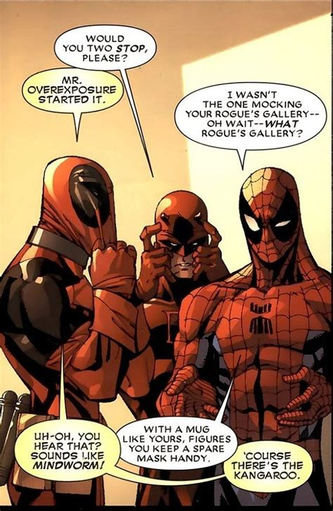 Funny Comic Book Quotes