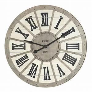 Horloge Murale Maison Du Monde : horloge ~ Teatrodelosmanantiales.com Idées de Décoration