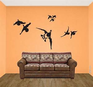 hunting scene wall decals hunting wall murals 2016 With hunting wall decals
