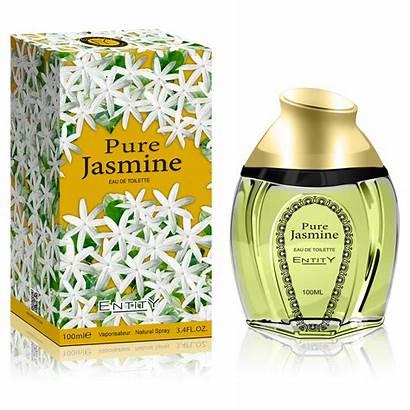 Jasmine Pure 100ml Entity Perfume Edt Ml
