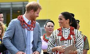 Prince Harry and Meghan Markle visit Tonga on day 11 of ...