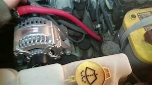 Dodge Nitro 240 Amp Alternator And Fuse Blocks