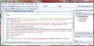 microsoft visual studio html editor phpsourcecodenet With microsoft html viewer