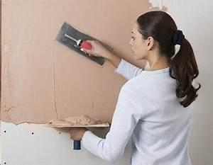 Enduit crepi interieur decoratif resine de protection for Enlever peinture a la chaux