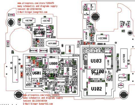 samsung galaxy  gt  motherboard technology