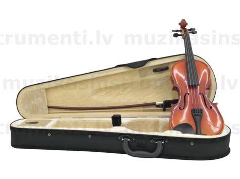 Vijole Dimavery 1/8 komplekts - Vijole 1/8 - Piedāvājumā ...