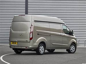 Fotos De Ford Transit Custom High Roof Van 2013