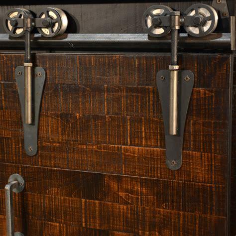 dalton small barn door sideboard home envy furnishings