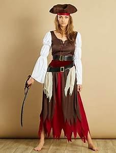 Idée Déguisement Femme : costume de pirate femme kiabi ~ Dode.kayakingforconservation.com Idées de Décoration