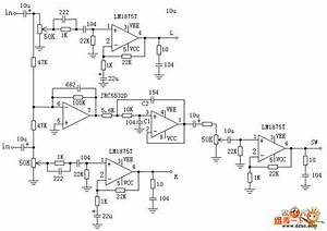 2 1 Channel Active Speaker Wiring Diagram