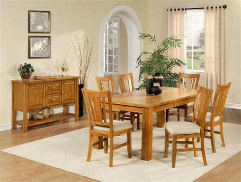 light colored dining room sets dining room inspiring light wood dining set light pine