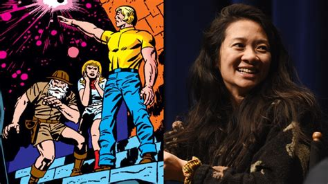 Marvel Taps Chloe Zhao To Direct The Eternals