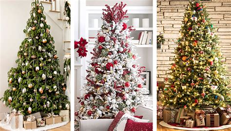 Christmas Tree Decorating Ideas Red Kitchen Cabinet Best Paint Colors For With White Cabinets Carcass Gray Kitchens Sliding Shelf Exterior What Kind Of How To Cut Grease On