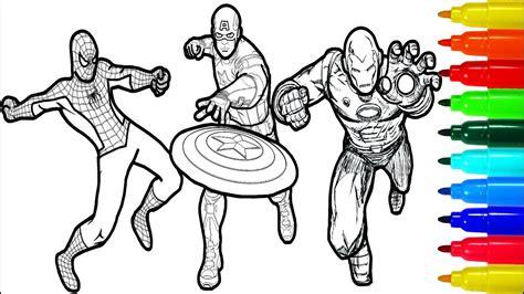 desenho  colorir hulk  thor  desenhos de os