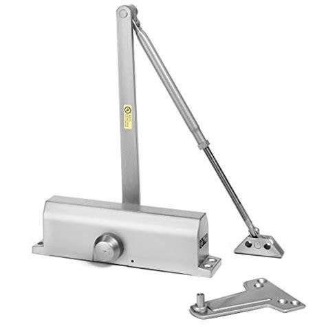 dynasty hardware  alum commercial grade door closer