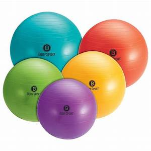 Exercise Balls By Body Sport